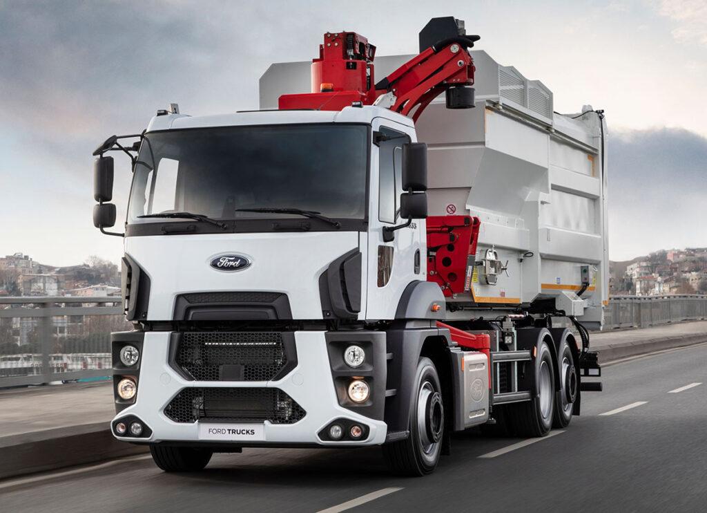 250 эксклюзивных грузовиков F-MAX Blackline 5