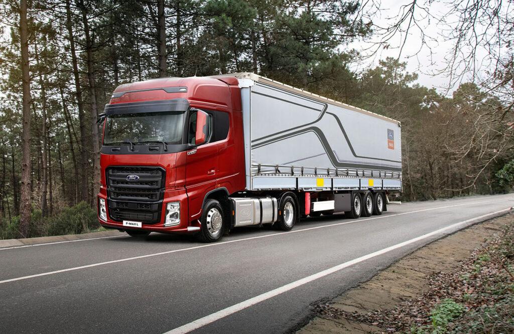 250 эксклюзивных грузовиков F-MAX Blackline 3
