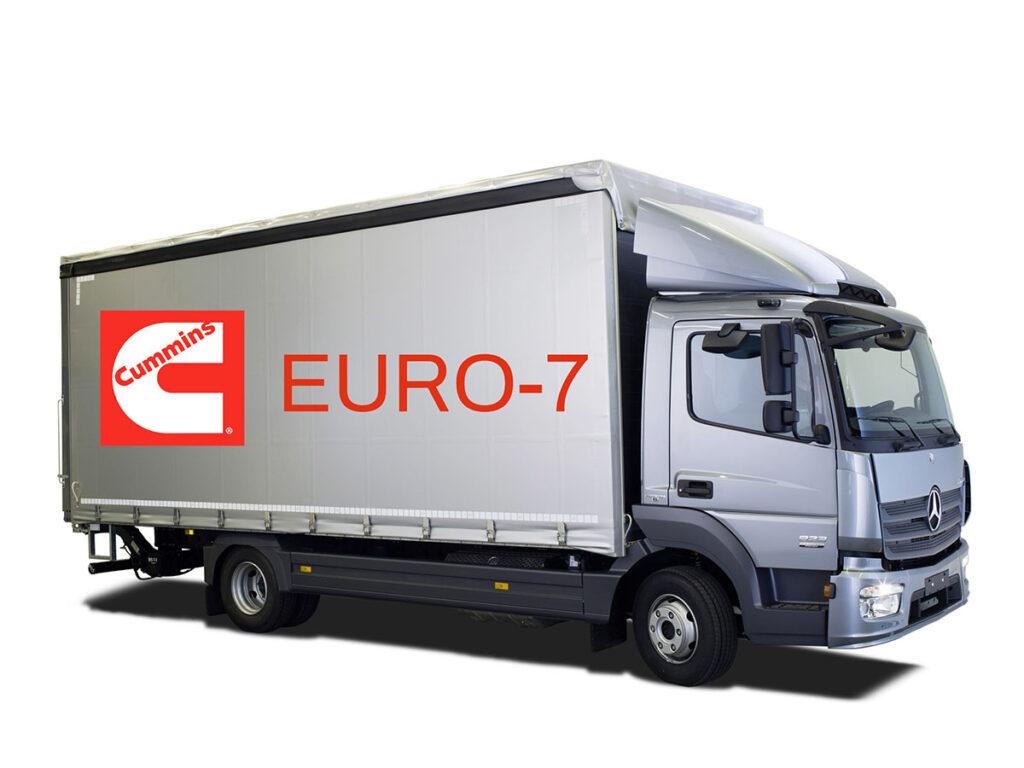 Евро-7 заставит Mercedes покупать двигатели у других