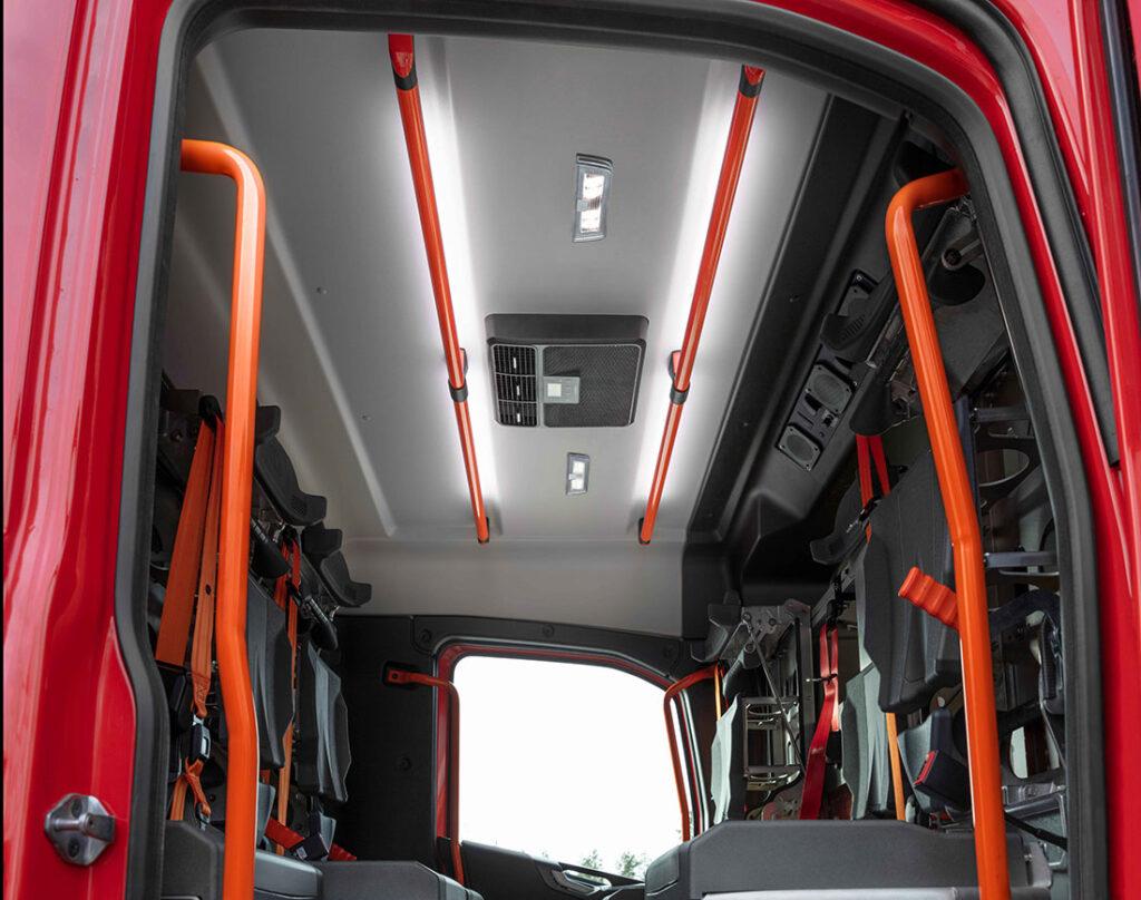 Новая экипажная кабина для Volvo FM и FMX 2