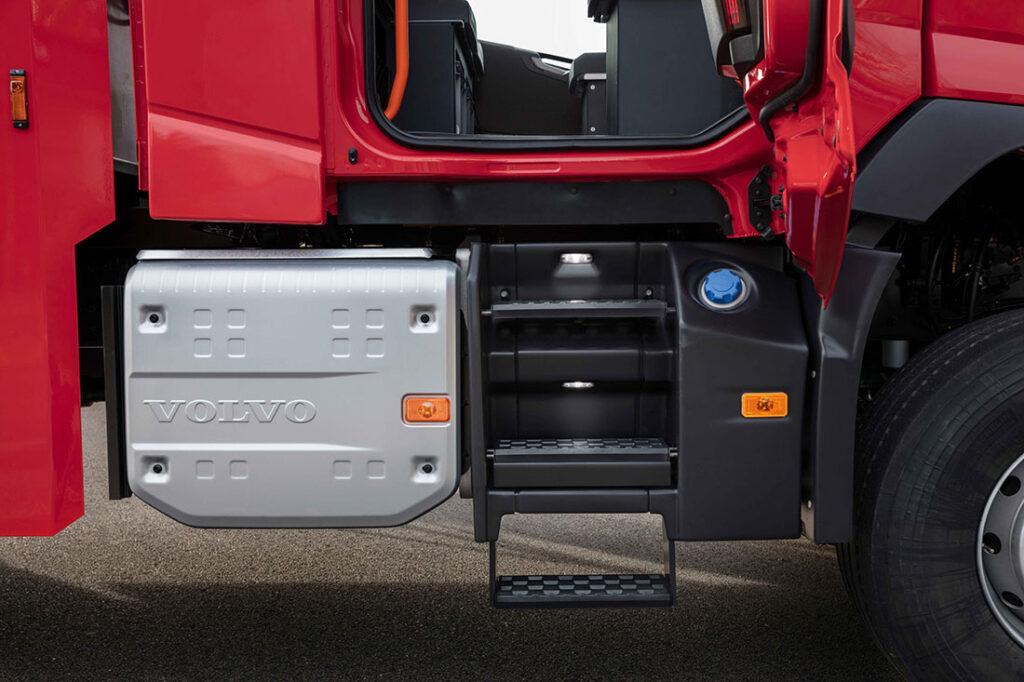 Новая экипажная кабина для Volvo FM и FMX 3