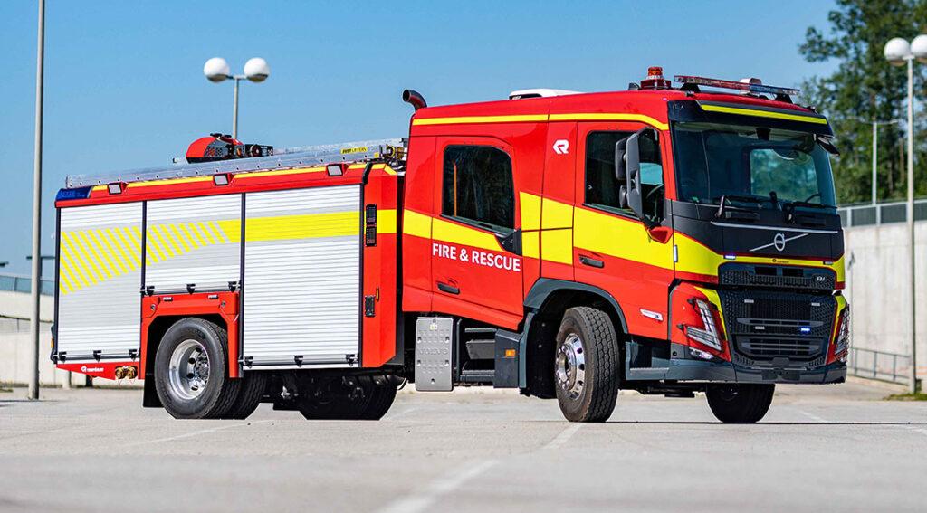 Новая экипажная кабина для Volvo FM и FMX