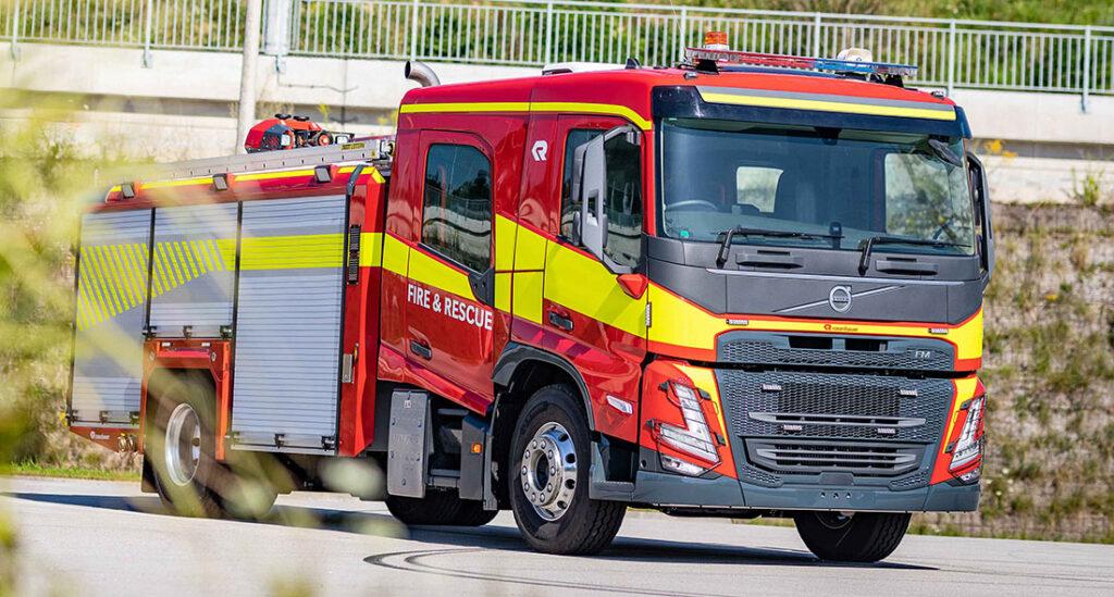 Новая экипажная кабина для Volvo FM и FMX 4
