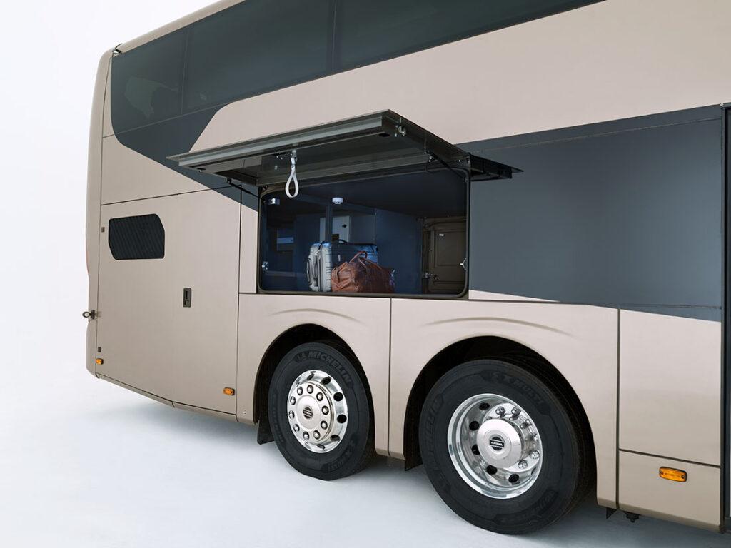 Volvo Buses запускает совершенно новый двухэтажный автобус 6