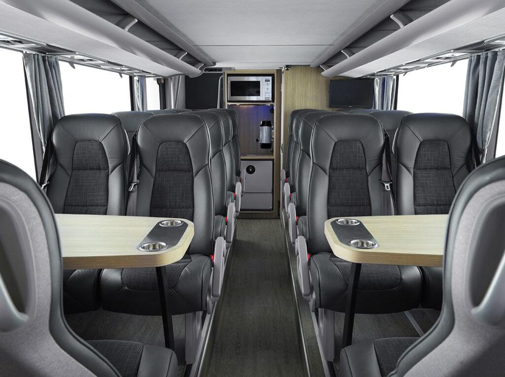 Volvo Buses запускает совершенно новый двухэтажный автобус 3