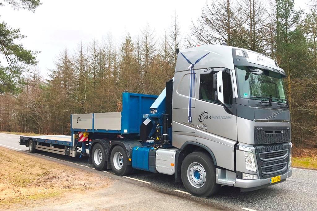 Бригадное исполнение для Volvo FH 3