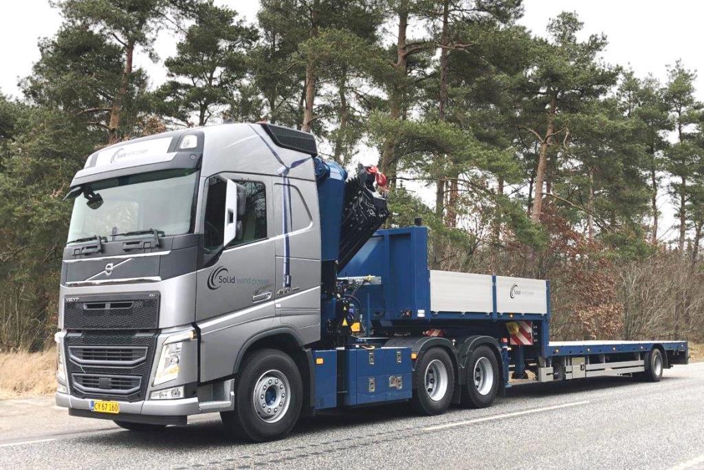 Бригадное исполнение для Volvo FH