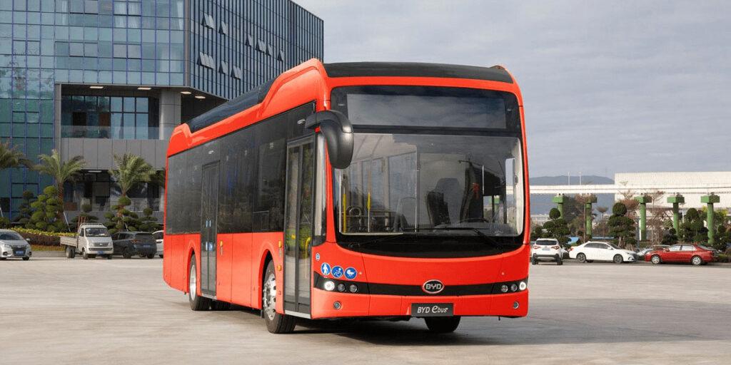 Deutsche Bahn впервые заказал eBus-ы у BYD 2
