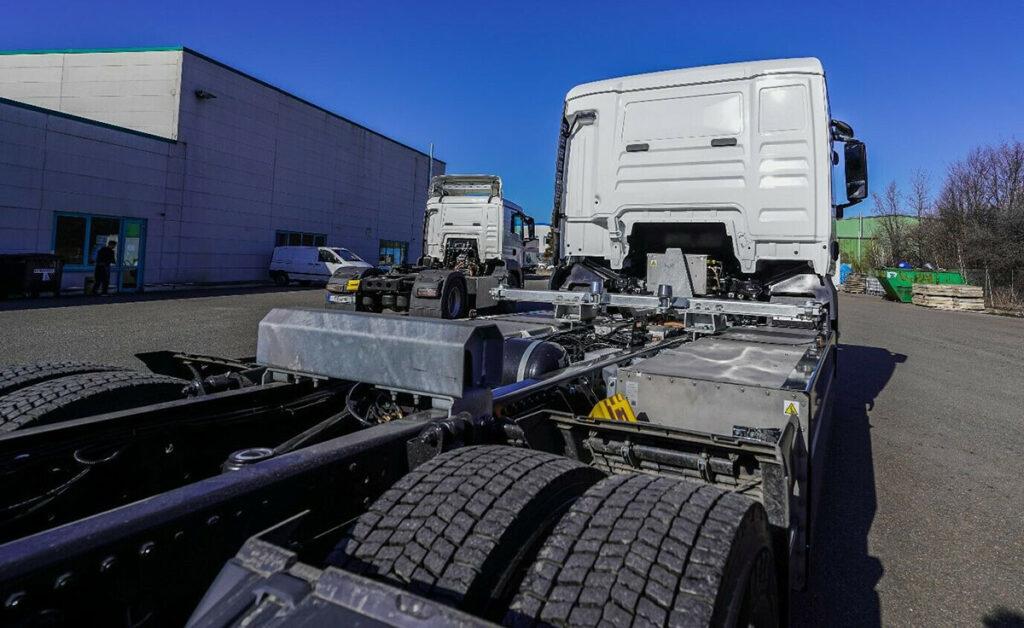 Сколько стоит электрический грузовик? 3