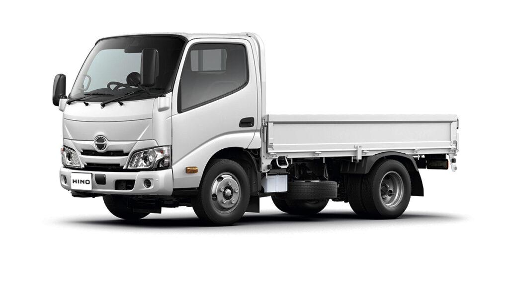 Hino Motors модернизирует Dutro