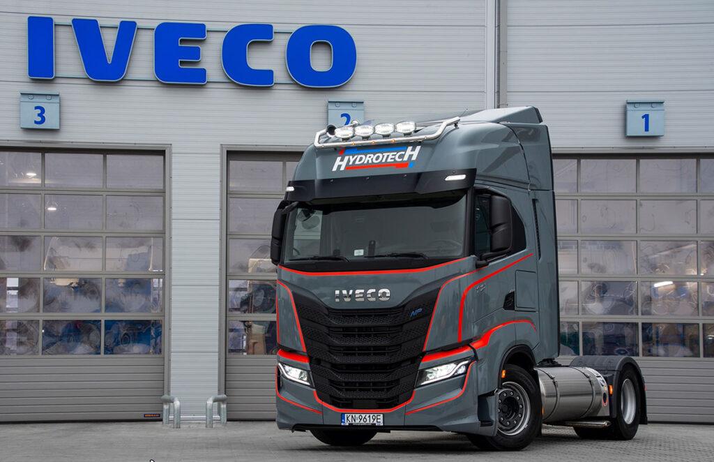 Iveco на рынке Польши