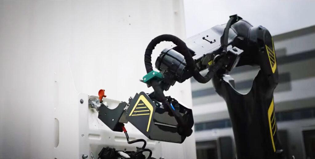 Терминальный робот 2