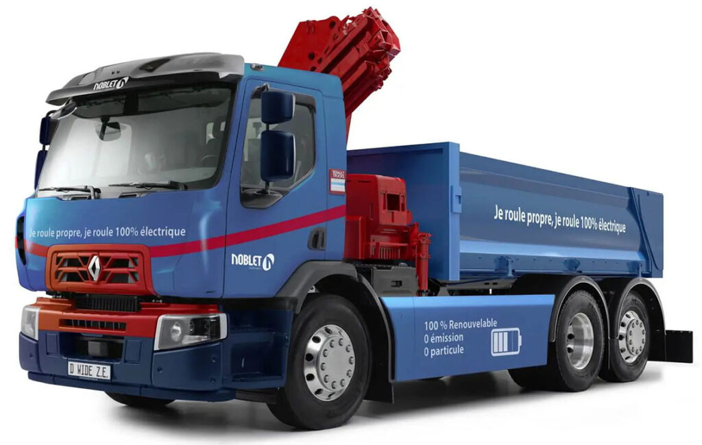 С 2026 года дизельные грузовики заехать в Лион не смогут 3