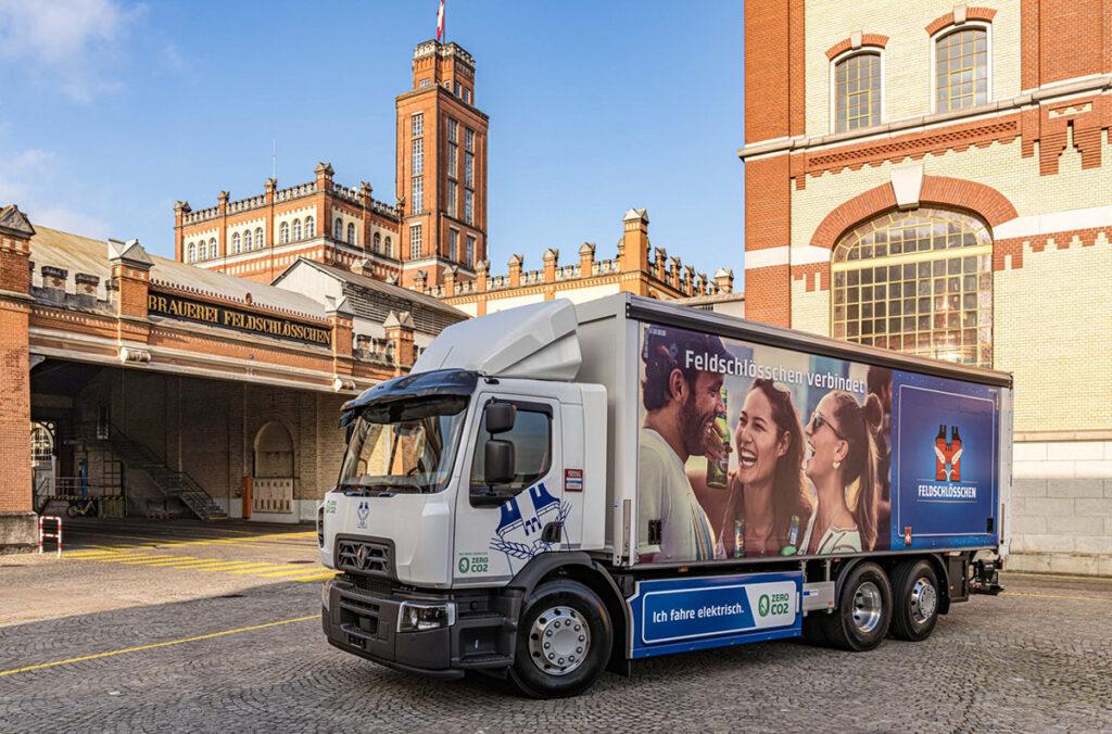 С 2026 года дизельные грузовики заехать в Лион не смогут 2