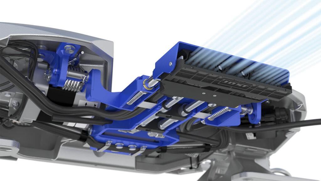 Революция от JOST: автоматическая система сцепления 2