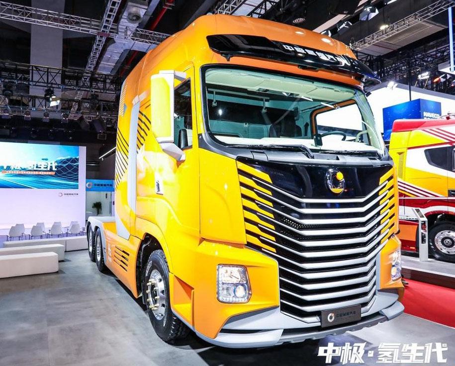 CLM – новый производитель водородного транспорта