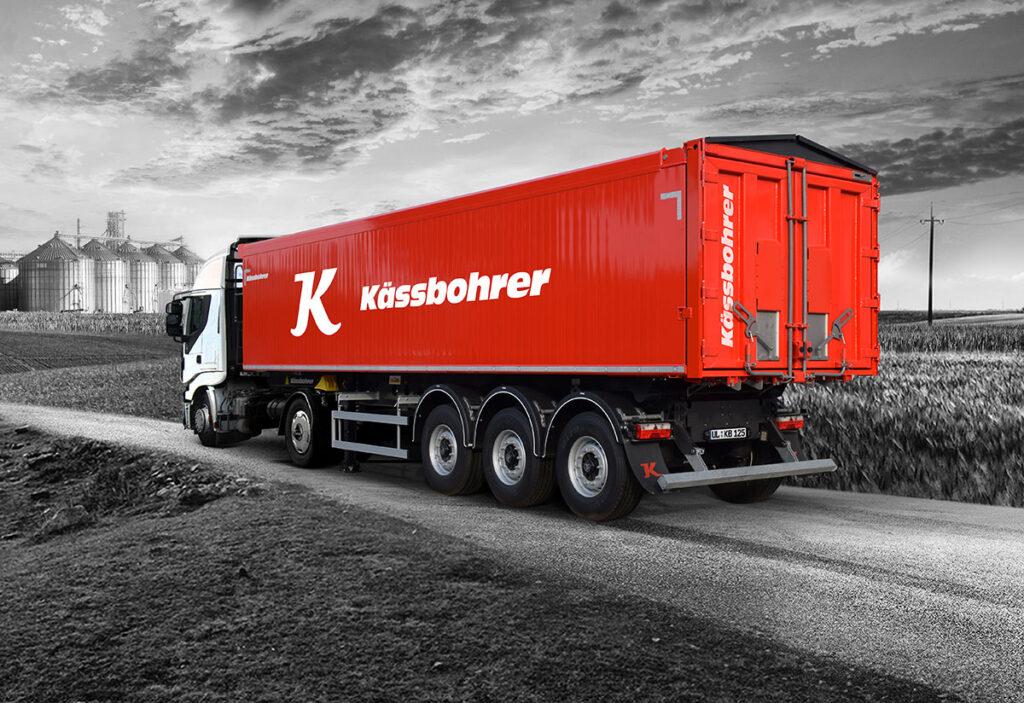 Kässbohrer представил полуприцеп для аграриев 2