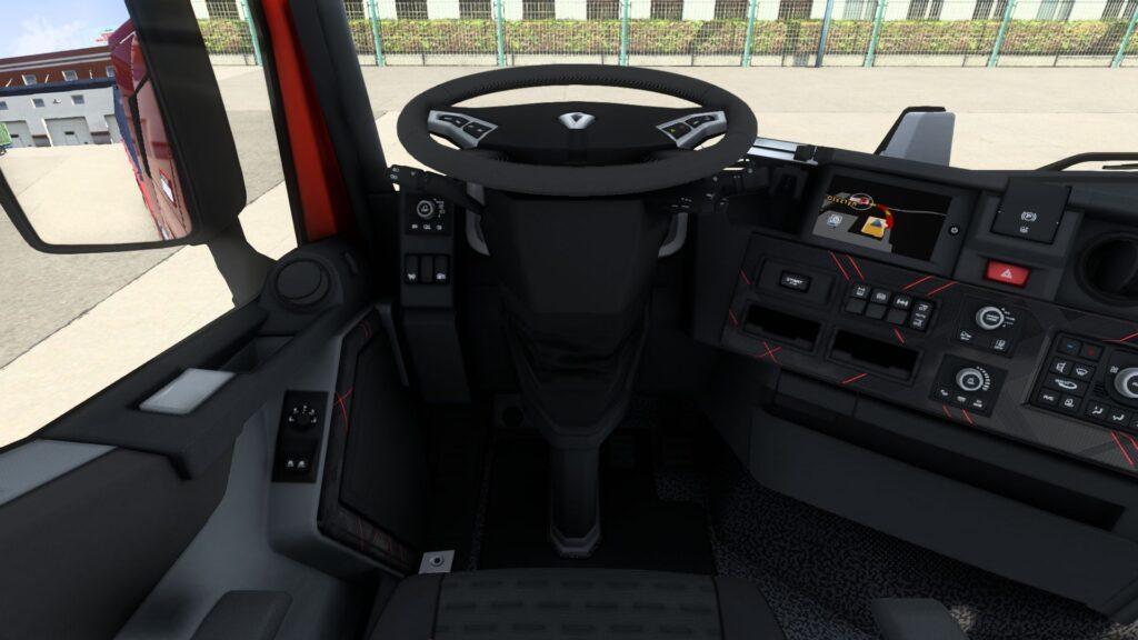 Новый Renault T «Evolution» представлен официально 5