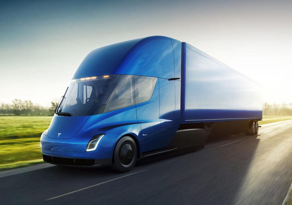 Нет одобрения: появилась первая страна, которая запретила грузовики Tesla
