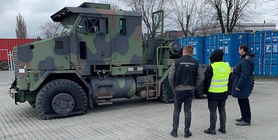 Такой тягач не стоит привозить на Украину 4