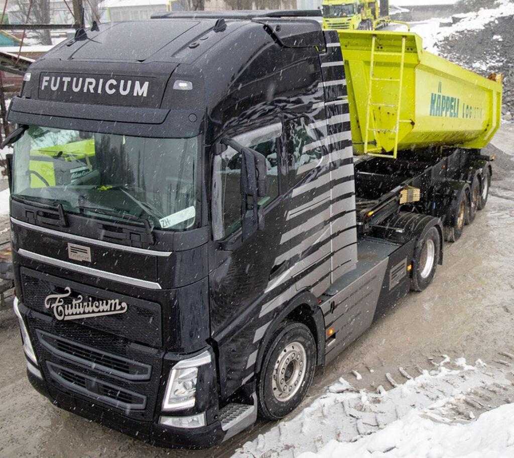 Volvo приобретает швейцарского производителя «электриков» 2