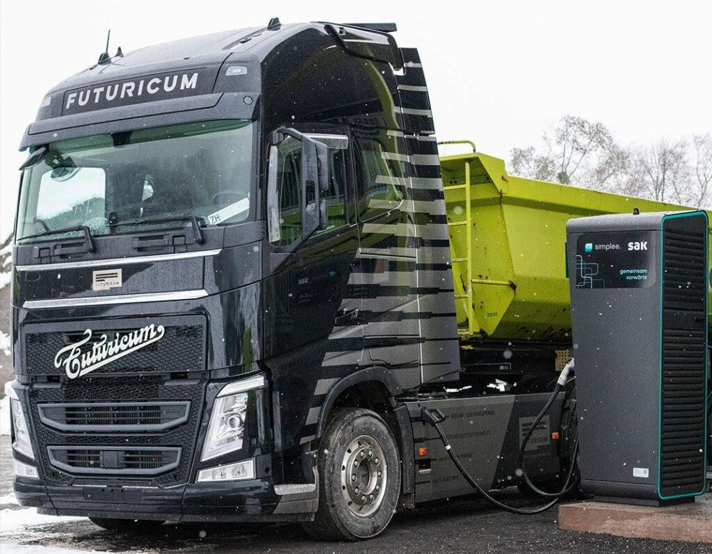 Volvo приобретает швейцарского производителя «электриков»