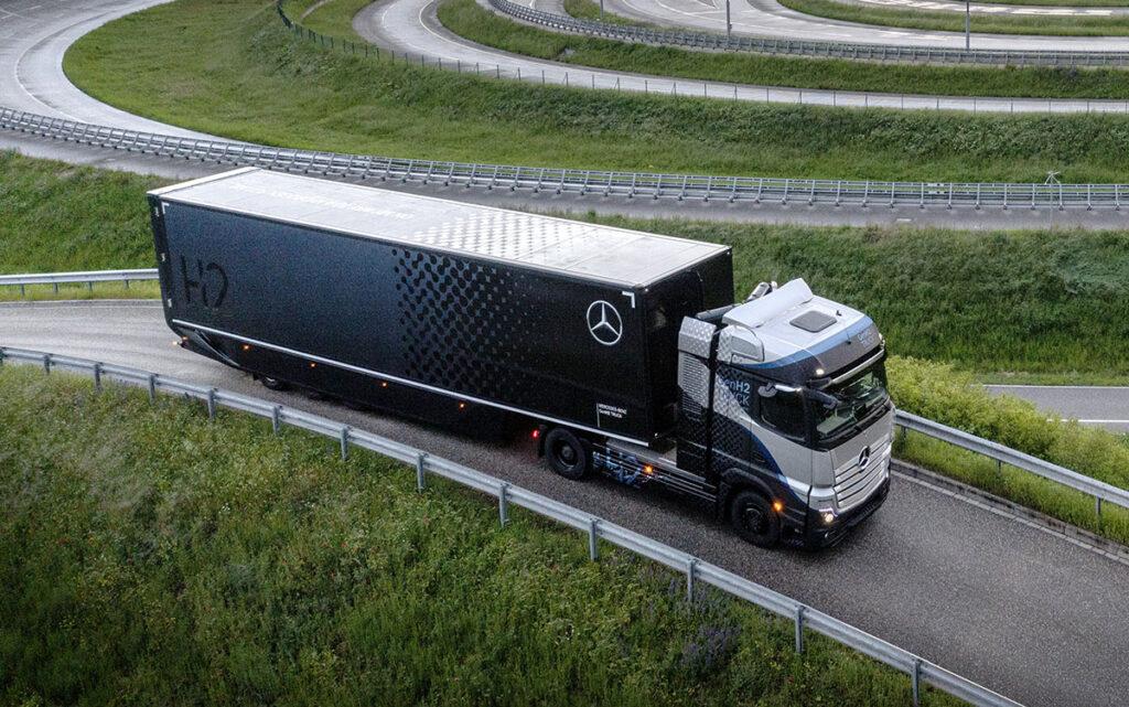 Mercedes-Benz GenH2 4