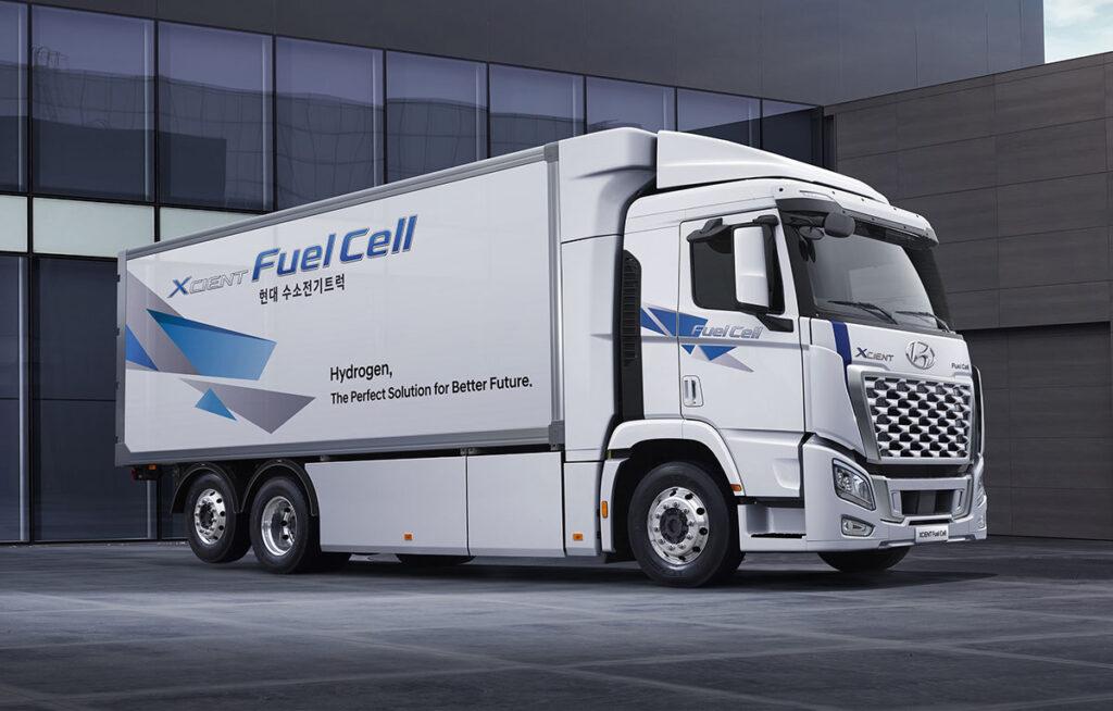 грузовик XCIENT Fuel Cell 2021_3