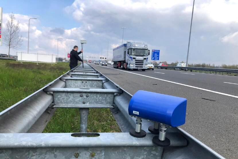 В Нидерландах начали тестировать сканеры для новых тахографов