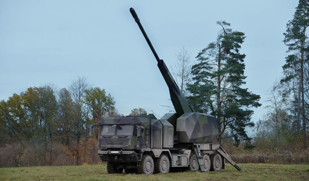 Rheinmetall представила новое поколение HX3 5