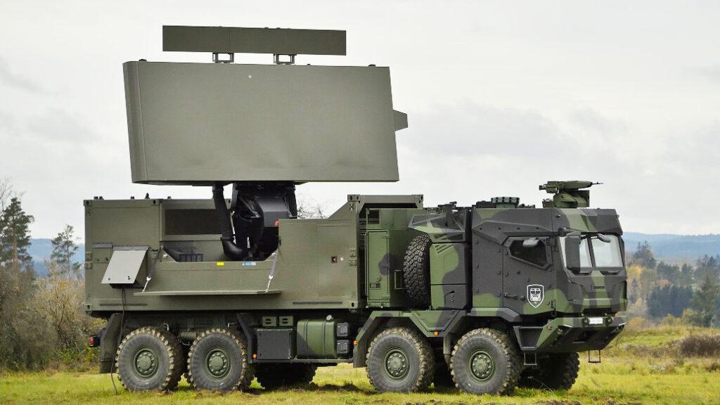 Rheinmetall представила новое поколение HX3 2