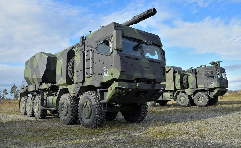 Rheinmetall представила новое поколение HX3 4