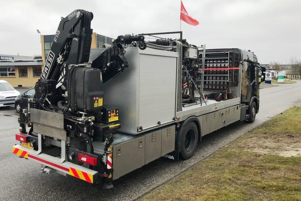 Scania с CrewCab _3