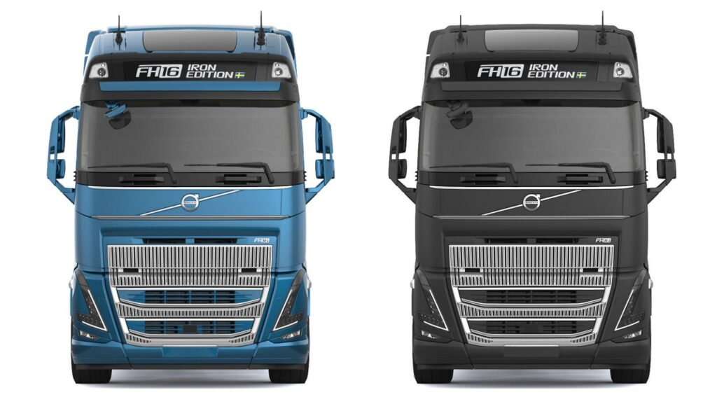 Volvo FH16 в очень «железном» варианте