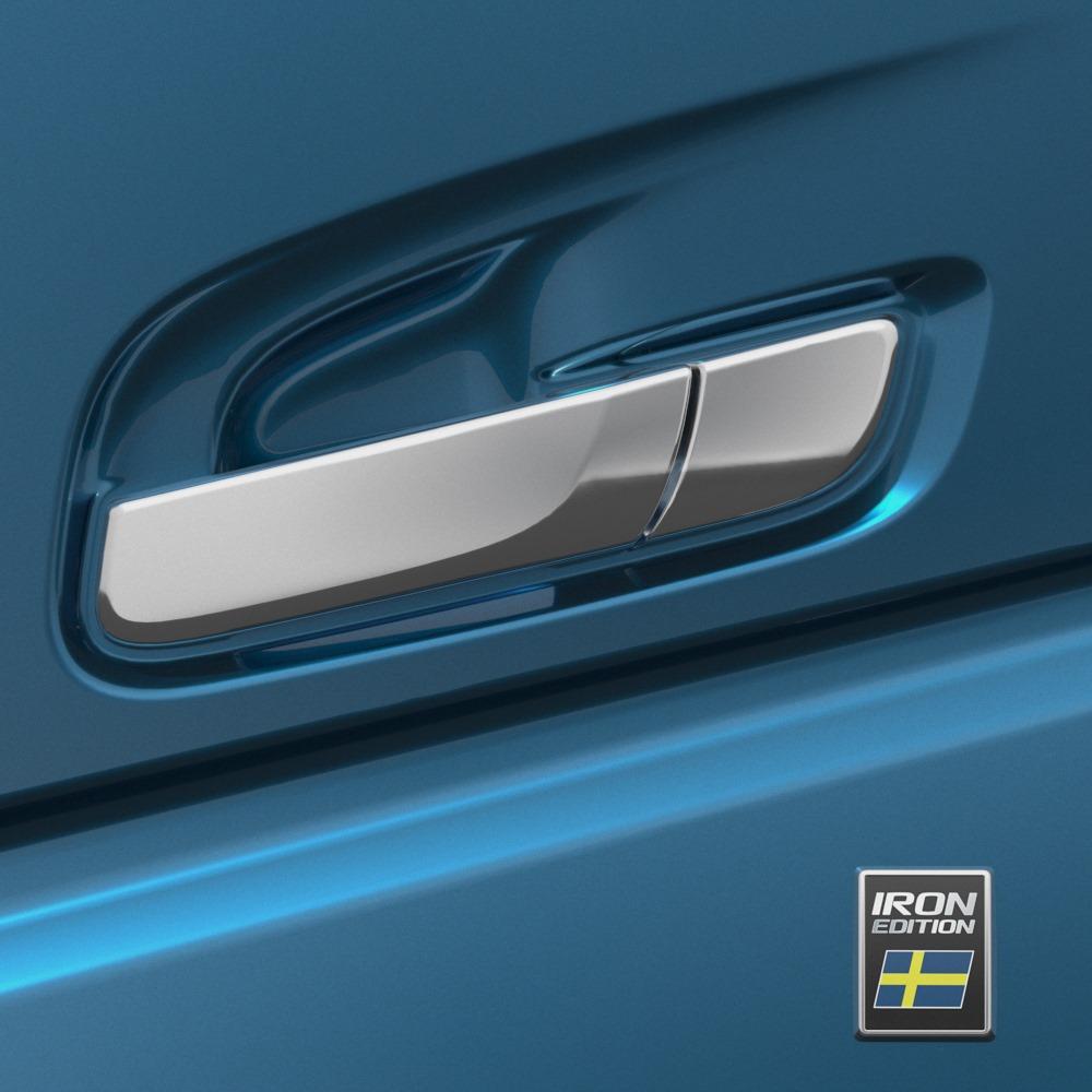 Volvo FH16 в очень «железном» варианте 4