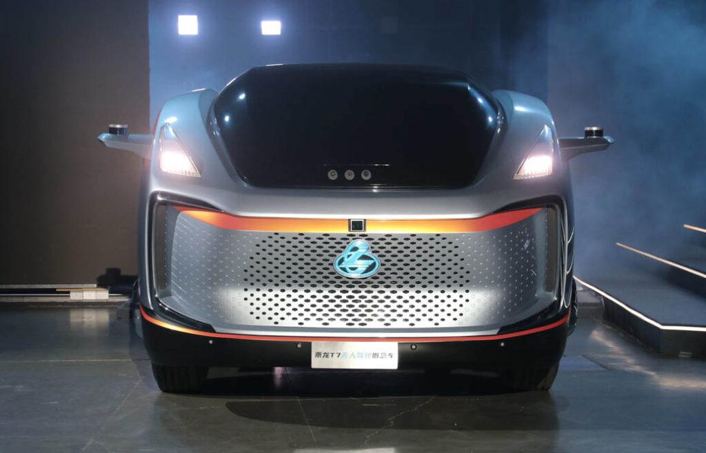 беспилотный концепт Chenglong Т7 CROSS_1