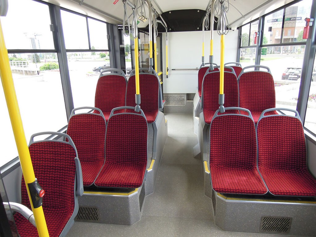 троллейбус БКМ-321 _3