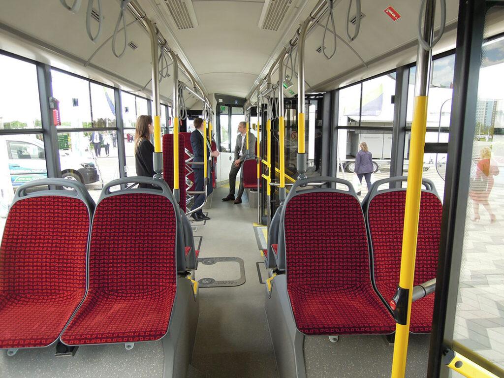 троллейбус БКМ-321 _2