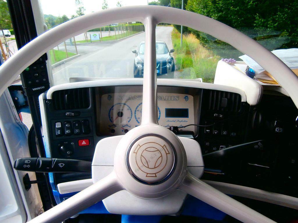 Штраф для водителя грузовика