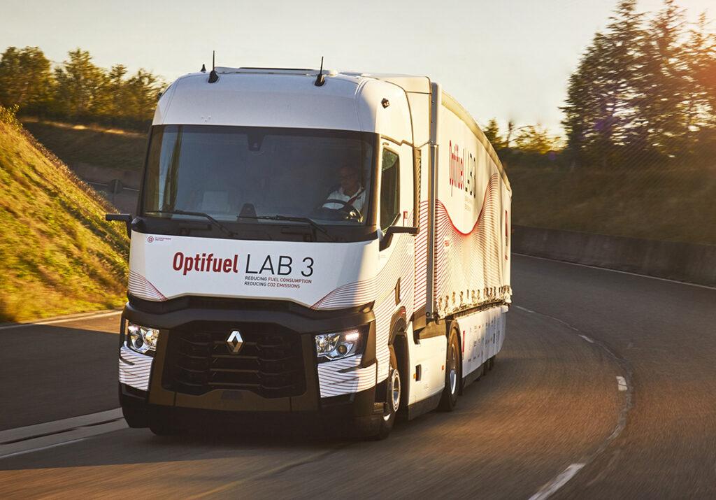 концептуальный автопоезд Renault Optifuel Lab 3_1