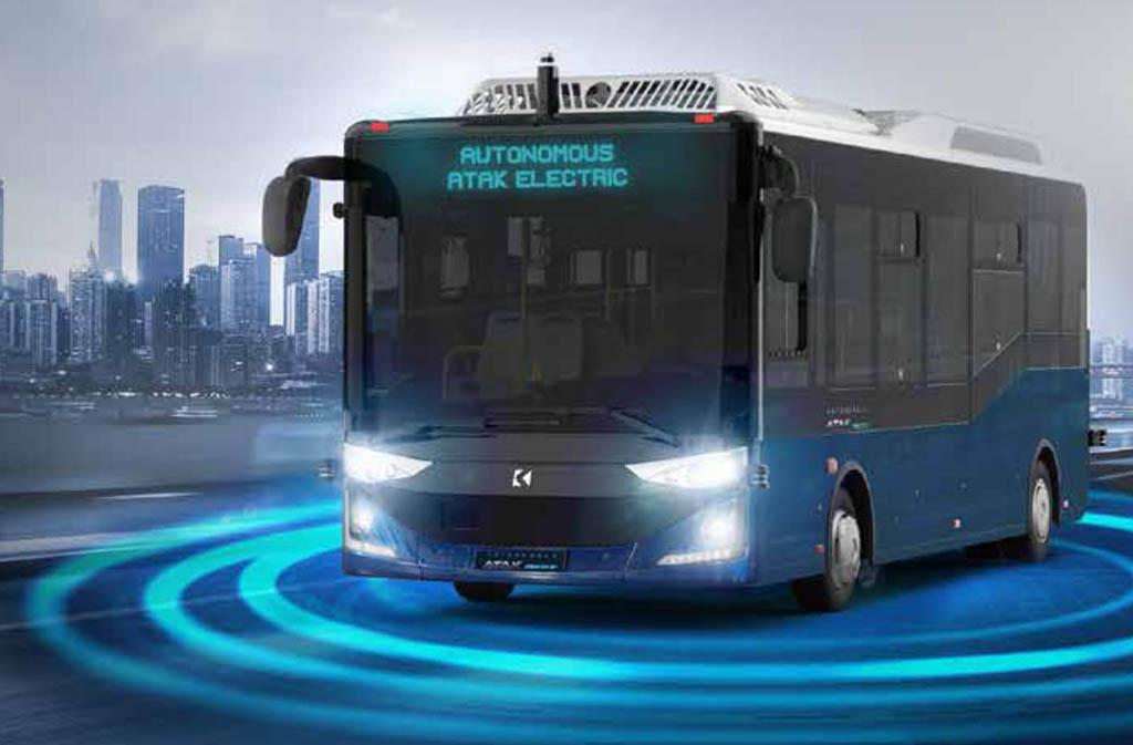 Городской электробус Karsan Atak Electric _3