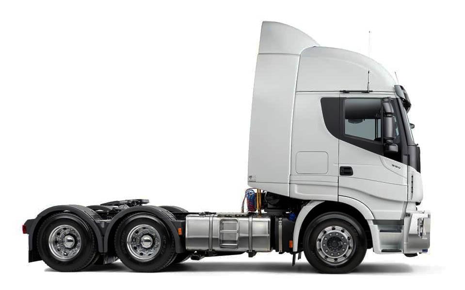 седельный тягач Iveco Highway B-Double_3