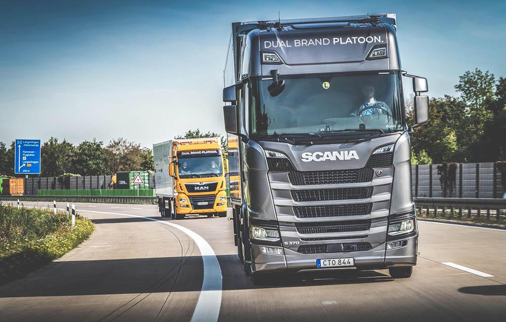 У Scania и MAN будут идентичные двигатели