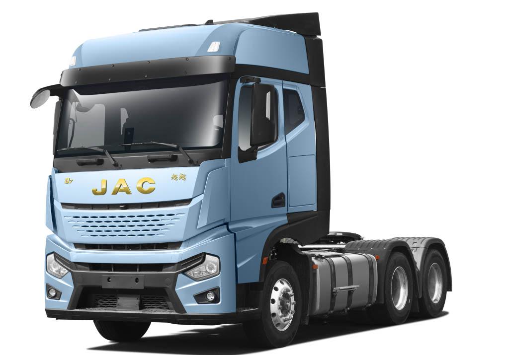 Будущий флагман JAC Q7