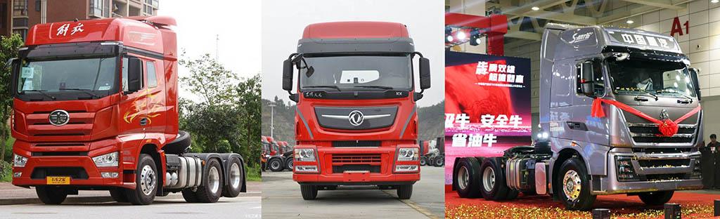 в Китае продали миллион грузовиков_1
