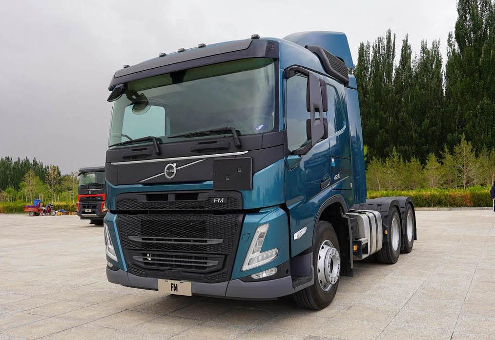 Volvo Trucks приобретает китайского производителя грузовиков JMC_1