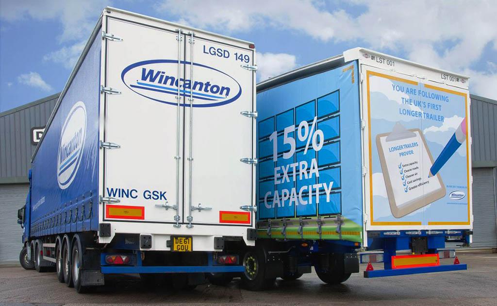 Британцы хотят допустить на дороги более тяжелые и более длинные грузовики