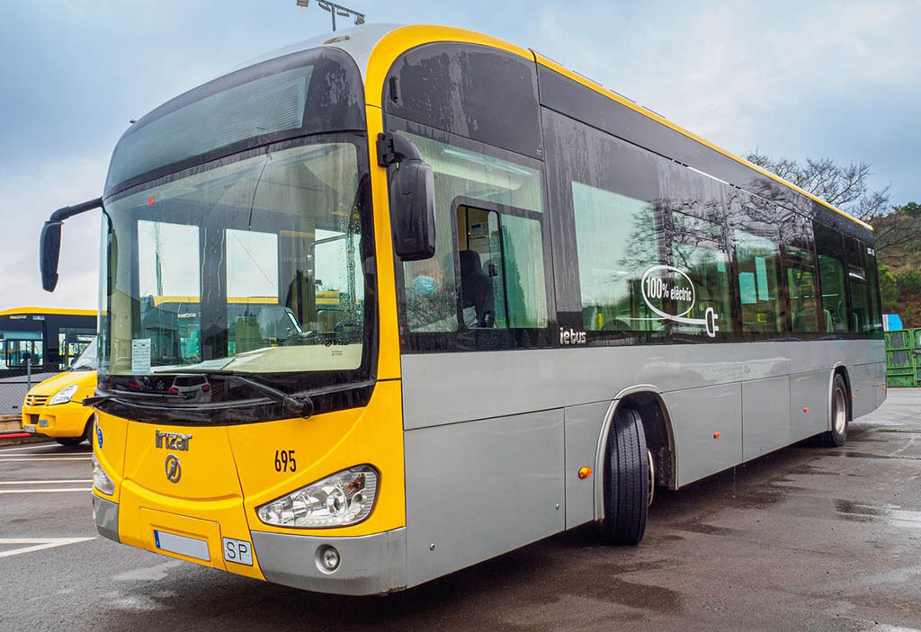 Michelin разработал специальные шины для электробусов