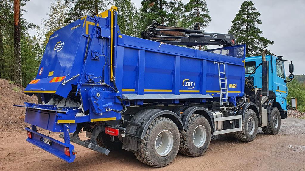 Первая Tatra Phoenix зарегистрированная в Финляндии_3