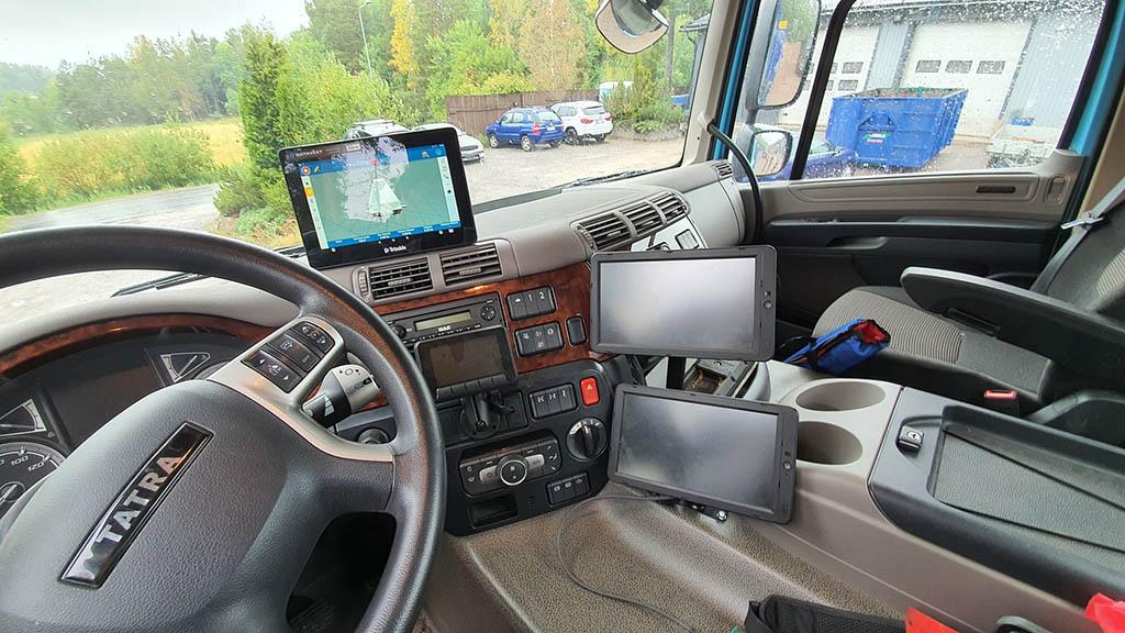 Первая Tatra Phoenix зарегистрированная в Финляндии_2